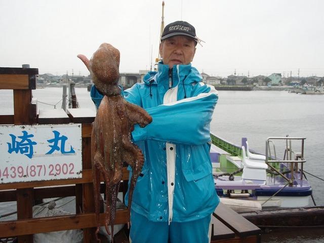2009.4.25(土) 超特大の3.5kg・内山さん!