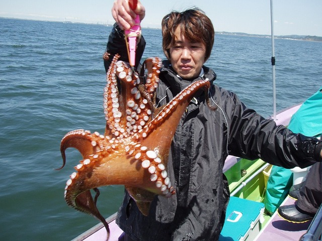 2009.4.27(月) 2.6kg・尾本さん!