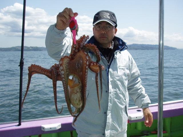 2009.4.27(月) 2.7kg・時田さん!