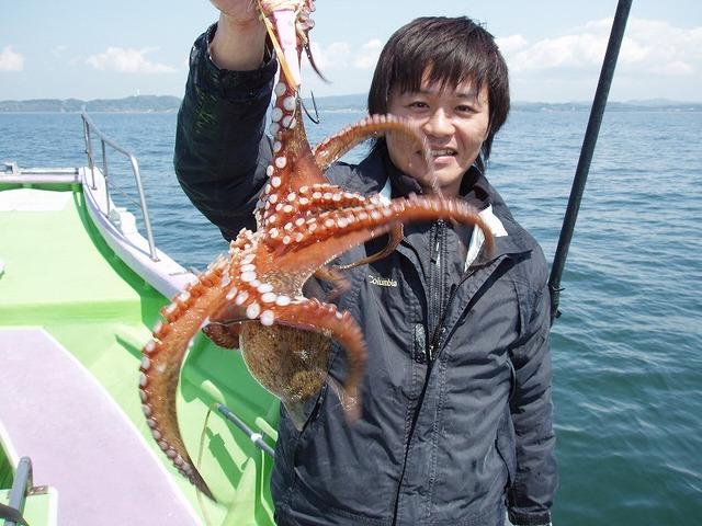 2009.4.28(火) 初挑戦で3杯・正尺さん!