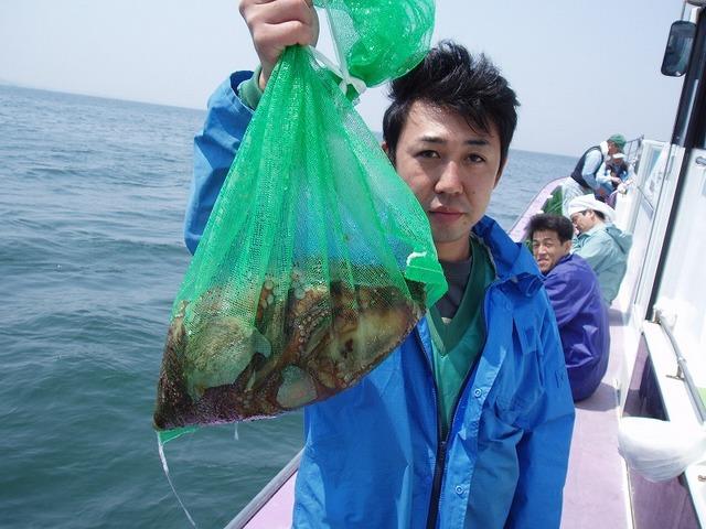 2009.4.30(木) トップ・6杯・林さん!