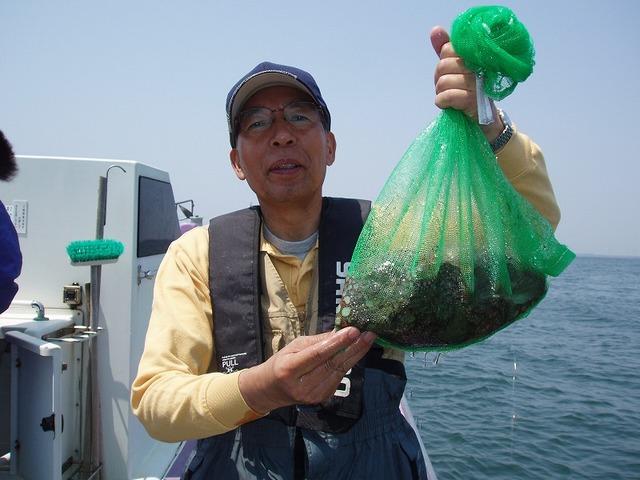 2009.4.30(木) 2番手・5杯・伊藤さん!