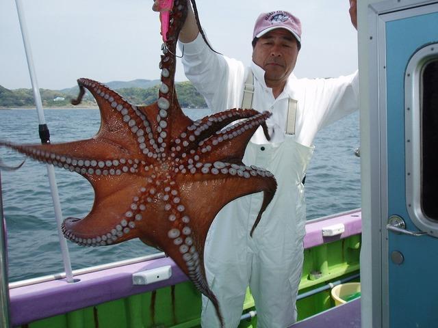 2009.5.1(金) 超特大の4.0kg・初挑戦の石井さん!