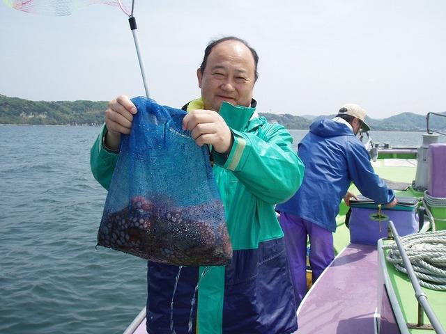 2009.5.1(金) 2番手・5杯・大内さん!