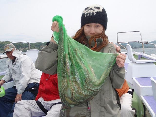 2009.5.3(日) トップ・4杯・浜野香織さん!