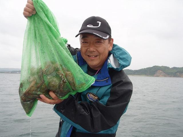 2009.5.5(火) 2番手・4杯・中島さん!