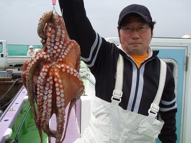 2009.5.8(金) 特大の2.5kg・水沼さん!