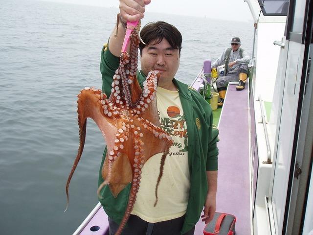 2009.5.11(月) 特大の2.9kg・大原さん!