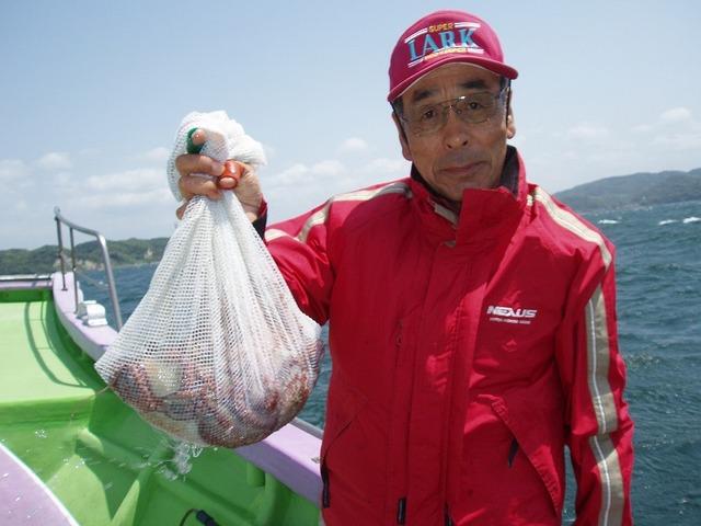 2009.5.14(木) トップ・5杯・平井さん!