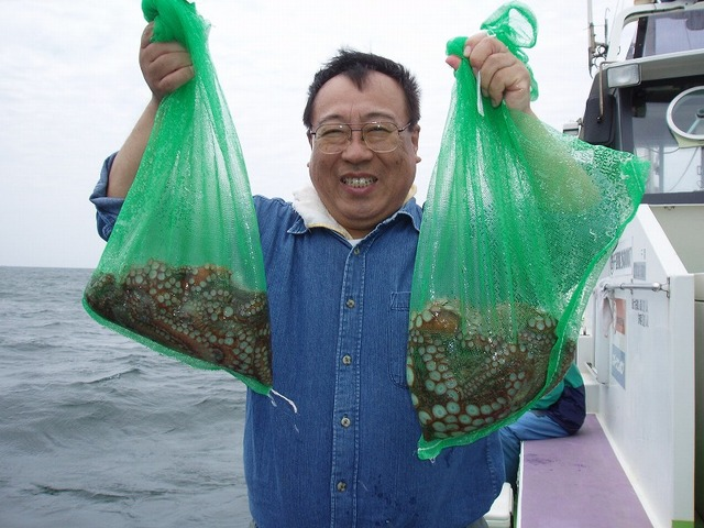 2009.5.22(金) 2.3kg含む5杯・北さん!