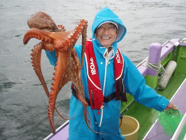 2009.5.25(月) 特大の3.2kg・長谷川さん!