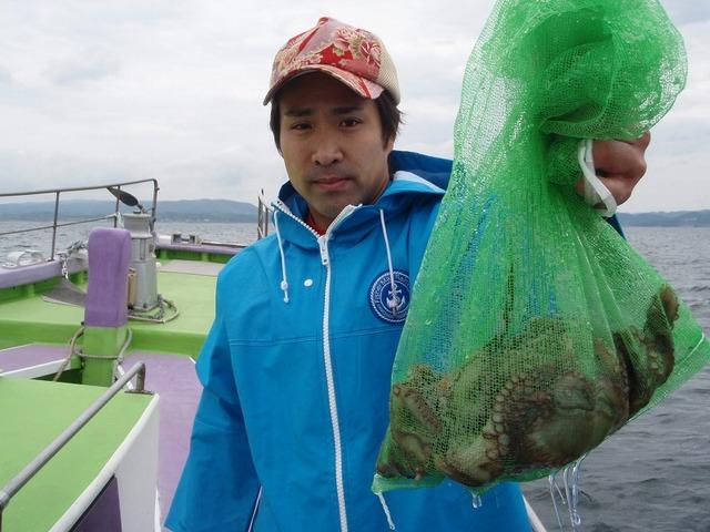 2009.5.25(月) トップ・4杯・粂田さん!