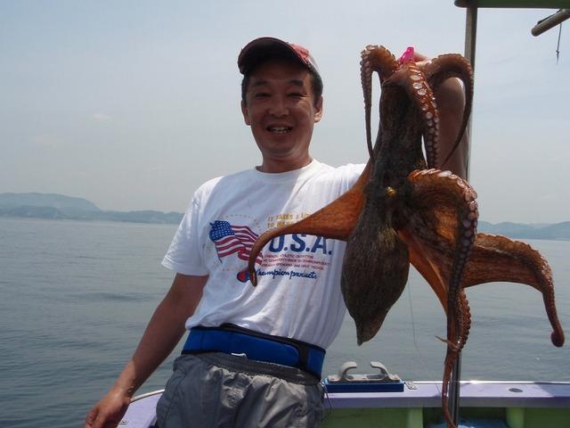 2009.5.26(火) 特大の2.8kg・星野さん!