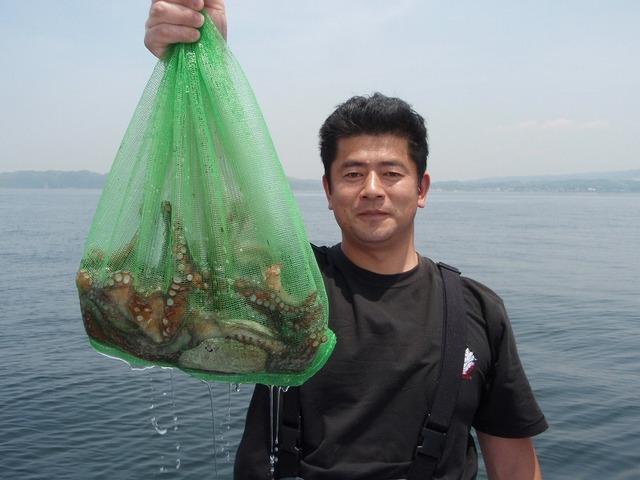 2009.5.26(火) 2番手・5杯・江田さん!