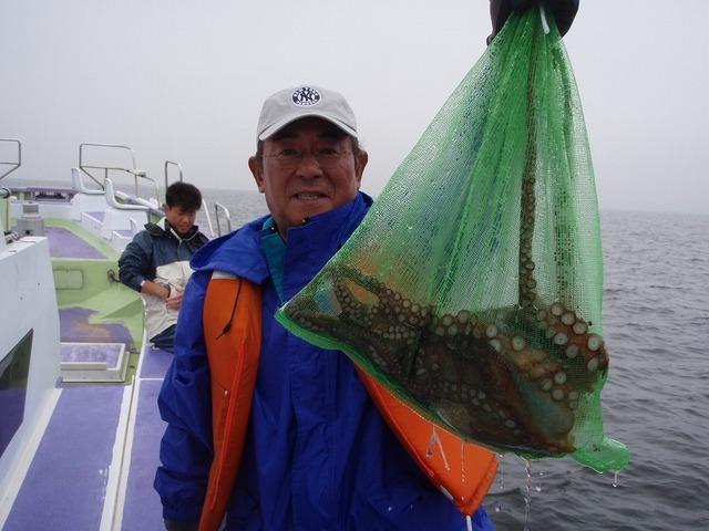 2009.5.30(土) 初挑戦で3杯・望月さん!