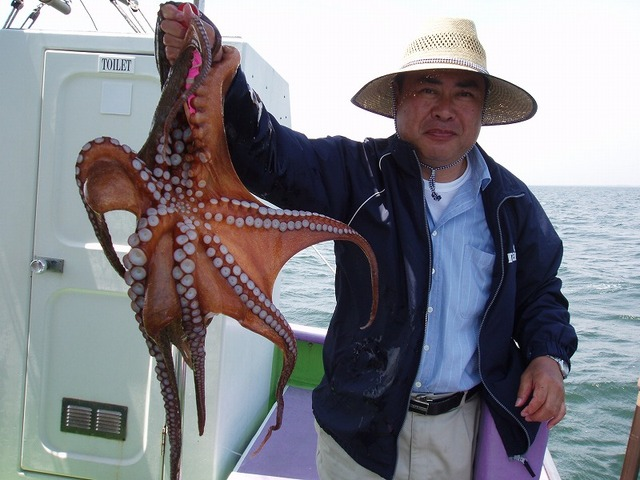 2009.6.2(火) 超特大3.5kg・板倉さん!