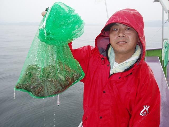 2009.6.5(金) 初挑戦で2番手・5杯・船木さん!