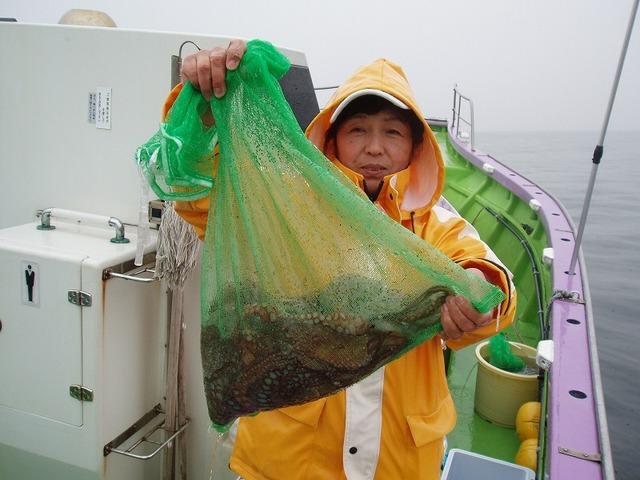 2009.6.5(金) トップ・6杯・中山礼子さん!