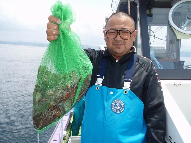 2009.6.8(月) 2番手・6杯・垣沼さん!
