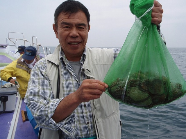 2009.6.16(火) 2番手・5杯・堀内さん!