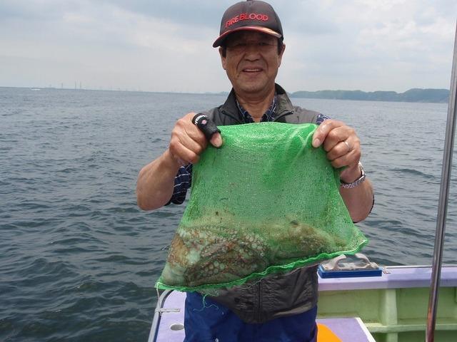 2009.6.17(水) トップ・5杯・豊野さん!