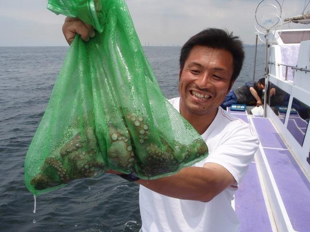 2009.6.17(水) 2番手・4杯・山形さん!