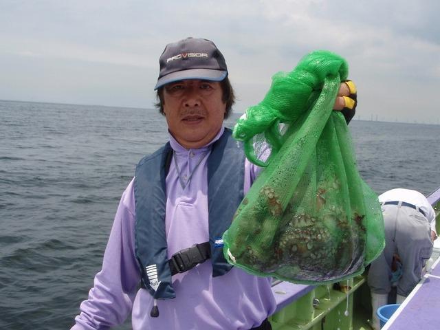 2009.6.17(水) 2番手・4杯・塚原さん!