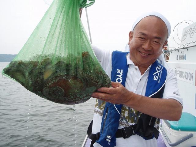2009.7.5(日) トップ・8杯・飯塚さん!