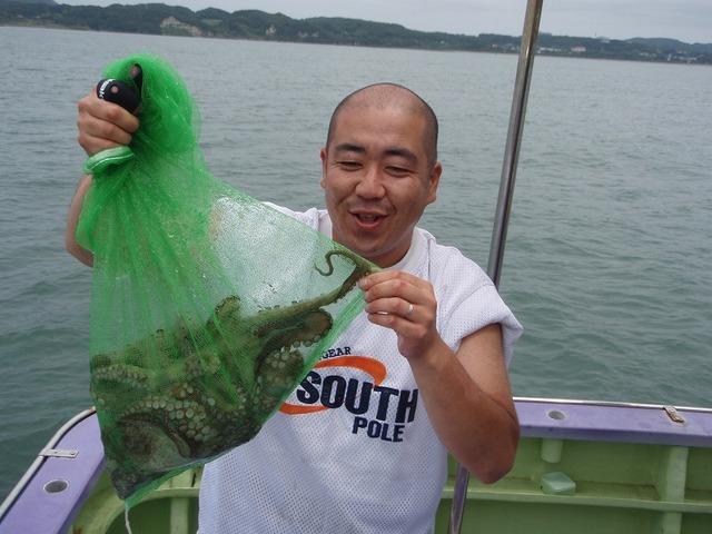 2009.7.11(土) 初挑戦で5杯・塚原さん!