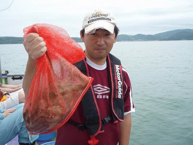 2009.7.11(土) 初挑戦で3杯・北澤さん!