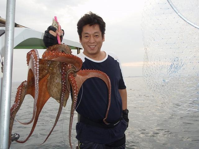 2009.7.12(日) 初挑戦で4.0kg・馬場さん!