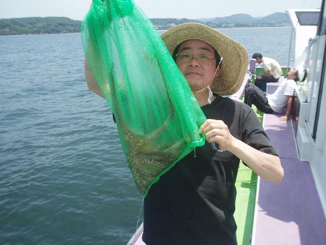 2009.7.16(木) トップ・3杯・三浦さん!