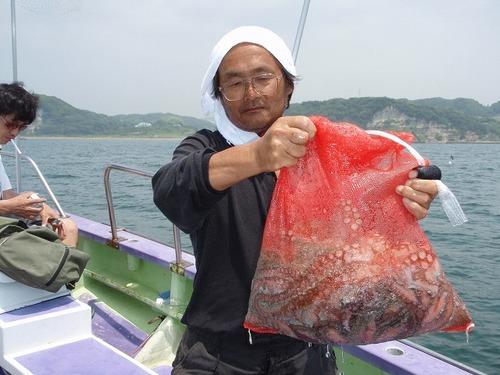 2008.7.20   2番手・7杯の平山さん!