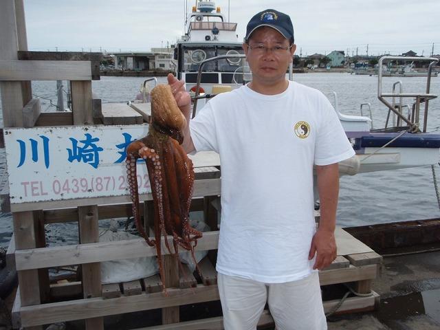 2009.7.20(月) 2.4kg・赤塚さん!