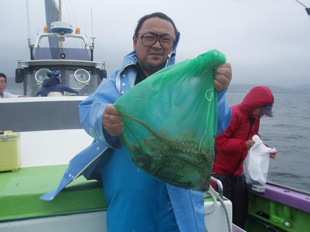 2009.7.22(水) トップ・5杯・垣沼さん!