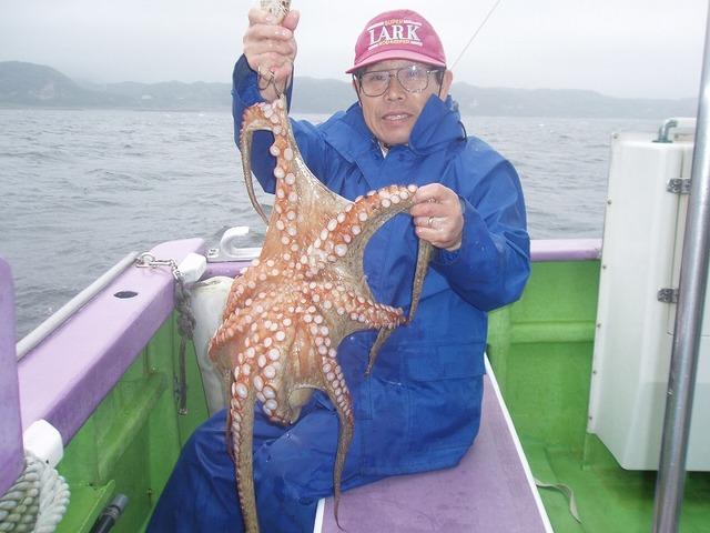 2009.7.22(水) 2.9kg・高木さん!