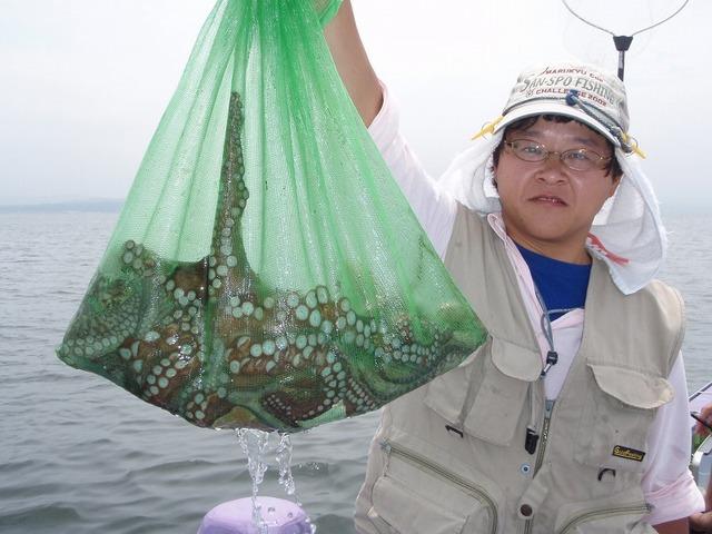 2009.8.1(土) トップ・5杯・塚本さん!