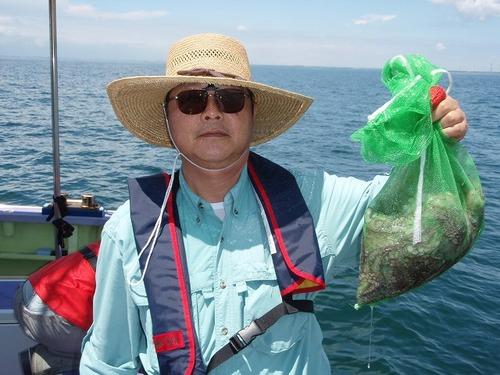 2008.8.6   2番手・竹下さん!