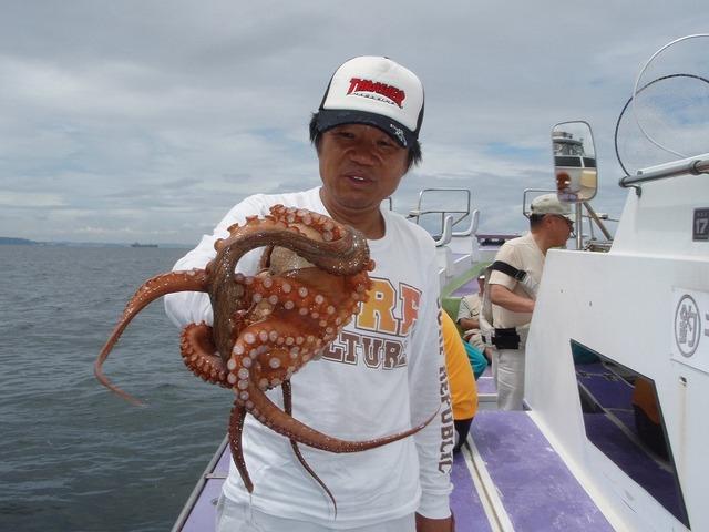 2009.8.6(木) 2.2kg・西川さん!