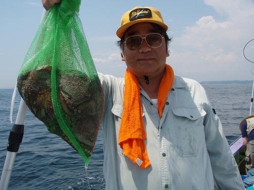 2008.8.9   2番手・山本さん!