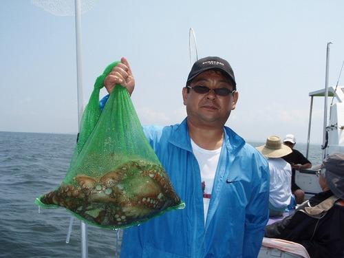 2008.8.13   2番手・5杯・廣島さん!