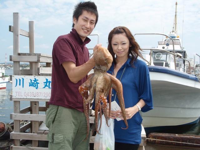 2009.8.15(土) 3.0kg・初挑戦の植田真奈さん!