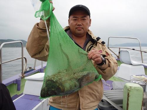 2008.8.23   竿頭・高橋さん!