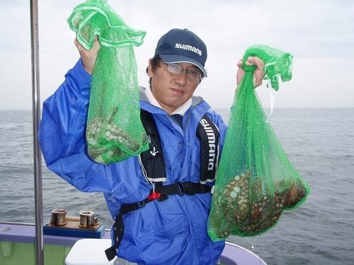 2008.8.24   2番手・5杯・高橋さん!