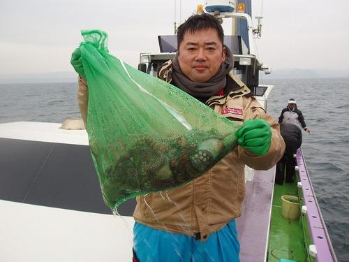 2008.11.24(月) トップ・5杯・高橋さん!