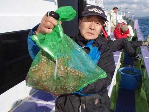 2008.11.29(土) トップ・6杯・内山さん!