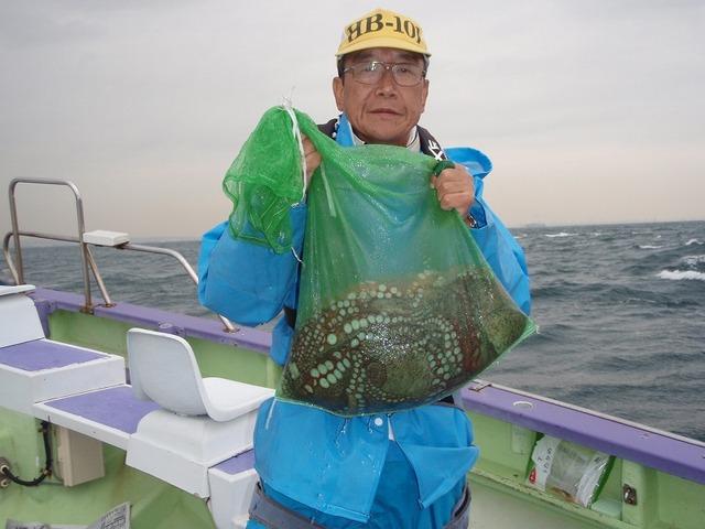 2009.12.5(土) トップ・6杯で9.1kg・安藤さん!