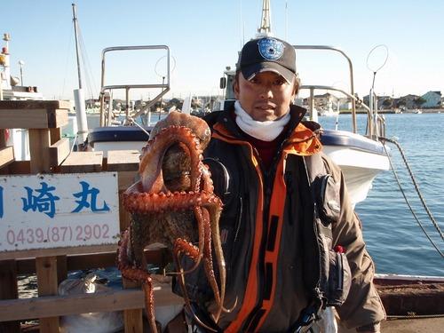 2008.12.7(日) 2.6kgを含む5杯・沼倉さん!