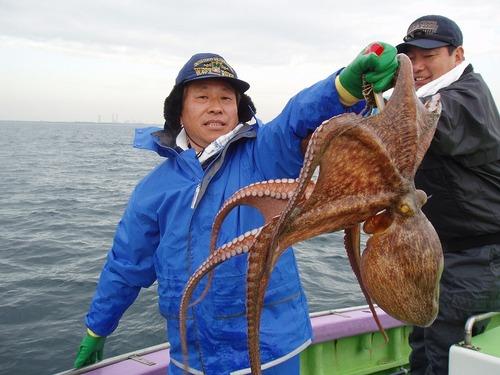 2008.12.10(水) 超特大の4.2kg・坂本さん!