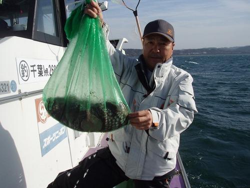 2008.12.11(木) 2番手・4杯・茂田さん!